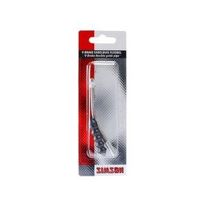Simson SIMSON V-brake flexibele remkabelbuis