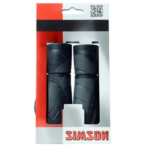 Simson SIMSON handvat Ergonomics zw/anthr.
