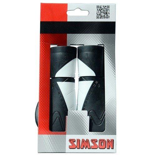 Simson SIMSON handvat Ergonomics zw/wit