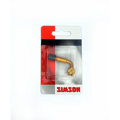Simson SIMSON Haaks opschroef ventiel