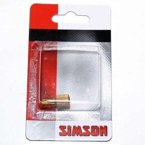 Simson SIMSON Verloopnippel Fiets Auto