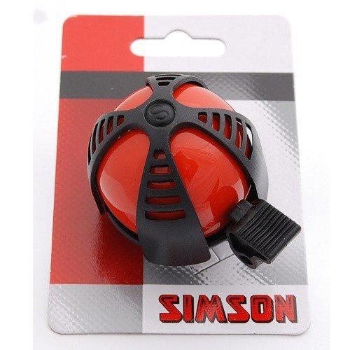 Simson SIMSON bel joy rood-zwart