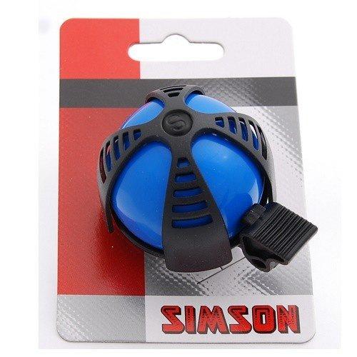 Simson SIMSON bel joy kobalt-zwart