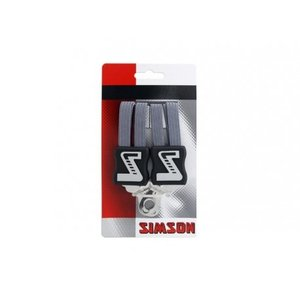 Simson SIMSON Snelbinder, 3 binder, antraciet