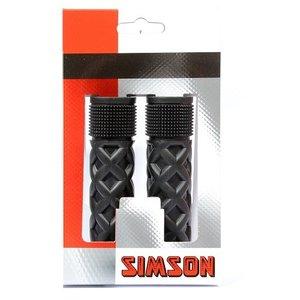 Simson SIMSON handvatten kinder zwart-zwart