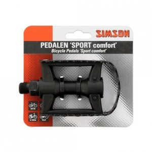 Simson SIMSON Pedalen 'Sport comfort