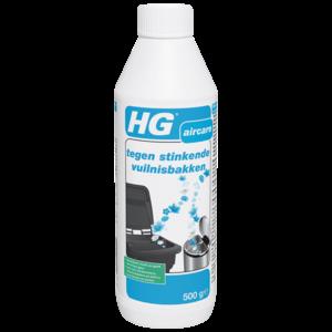 HG HG tegen stinkende vuilnisbakken