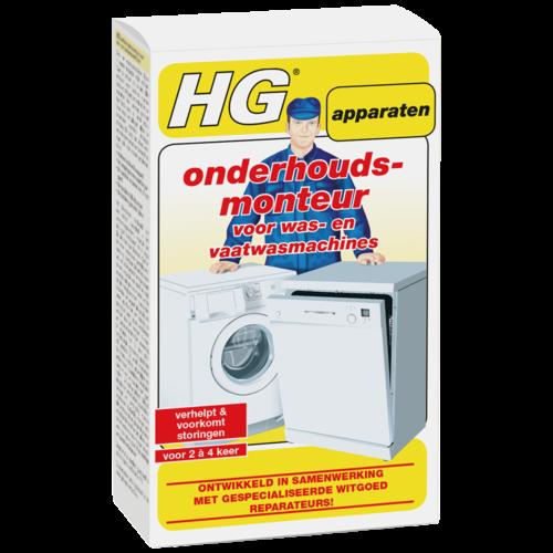 HG HG onderhoudsmonteur voor was- en vaatwasmachines