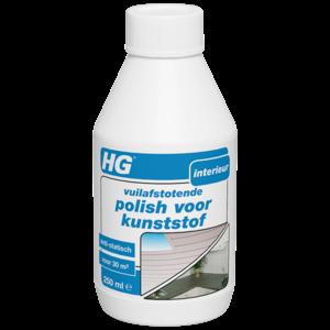 HG HG vuilafstotende polish voor kunststof