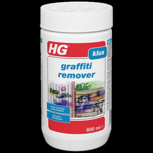 HG HG graffiti remover