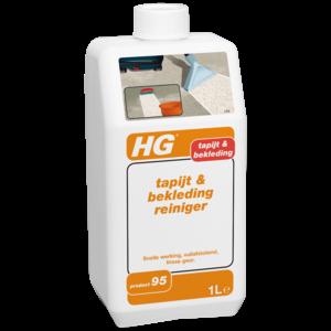 HG HG tapijt & bekleding reiniger (HG product 95) 1L