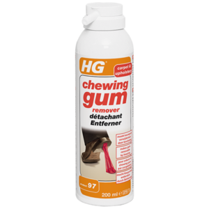 HG HG chewing gum remover (HG product 97)