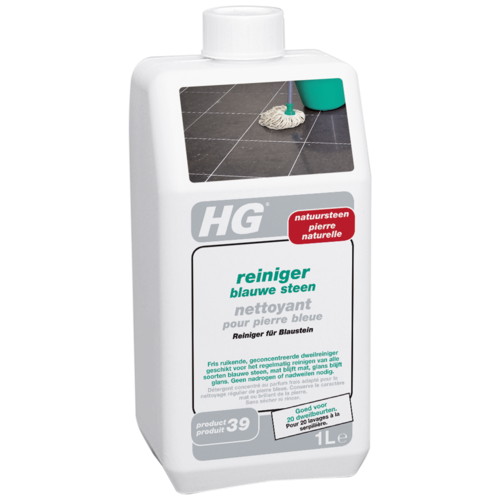 HG HG reiniger blauwe steen (product 39)