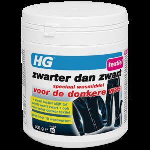 HG HG zwarter dan zwart speciaal wasmiddel voor de donkere was