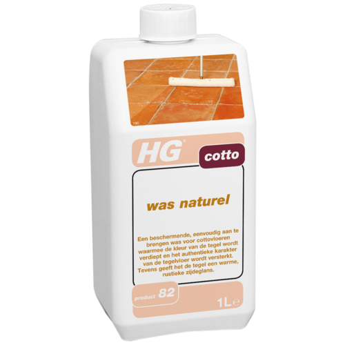 HG HG cotto was naturel (HG product 82)