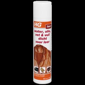 HG HG water, olie, vet & vuil dicht voor leer