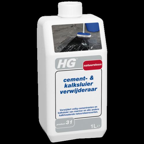 HG HG natuursteen cement- & kalksluier verwijderaar (HG product 31)