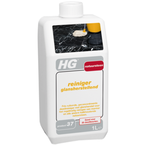 HG HG natuursteen reiniger glansherstellend (HG product 37)