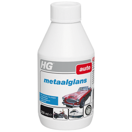 HG HG metaalglans