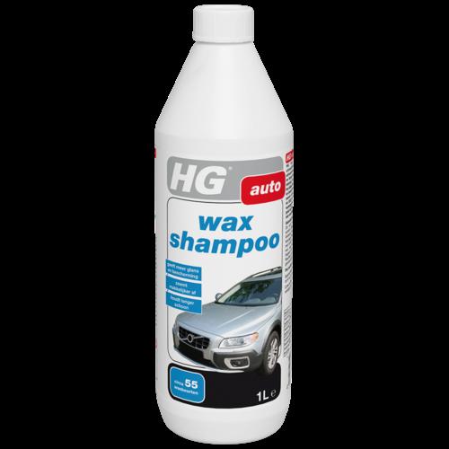 HG HG wax shampoo