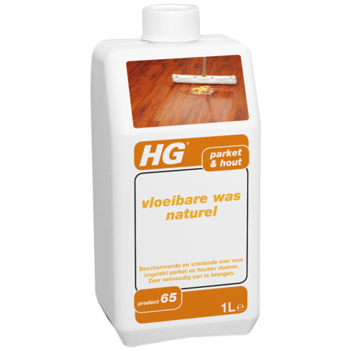 HG HG parket & hout vloeibare was naturel (HG product 65)
