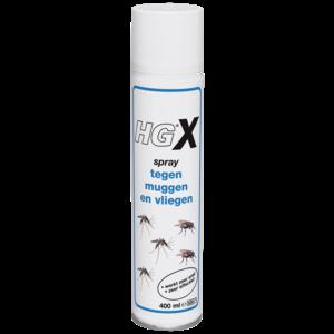 HG HGX tegen muggen en vliegen