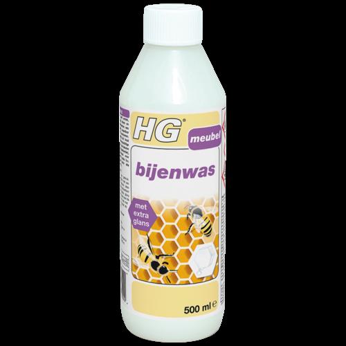 HG HG bijenwas transparant