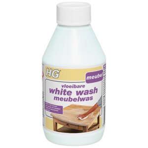 HG HG vloeibare white wash meubelwas