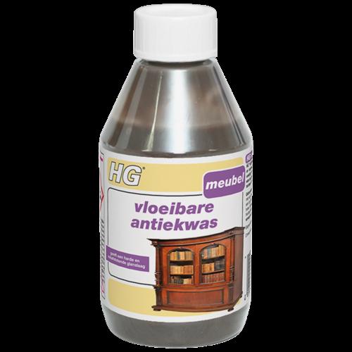 HG HG vloeibare antiekwas bruin