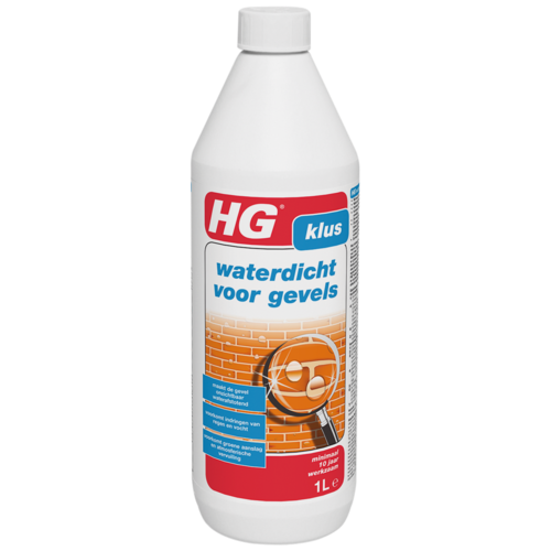 HG HG waterdicht voor gevels