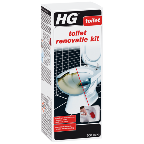 HG HG toilet renovatie kit