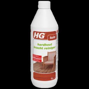 HG HG hardhout krachtreiniger