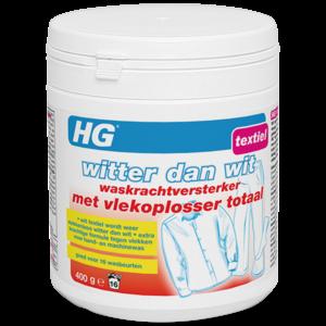 HG HG witter dan wit waskrachtversterker met vlekoplosser totaal