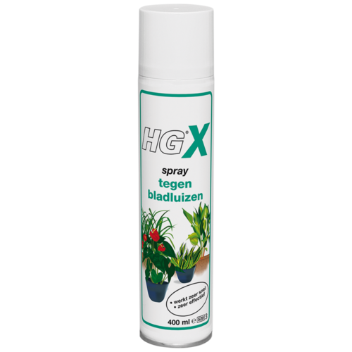 HG HGX spray tegen bladluizen