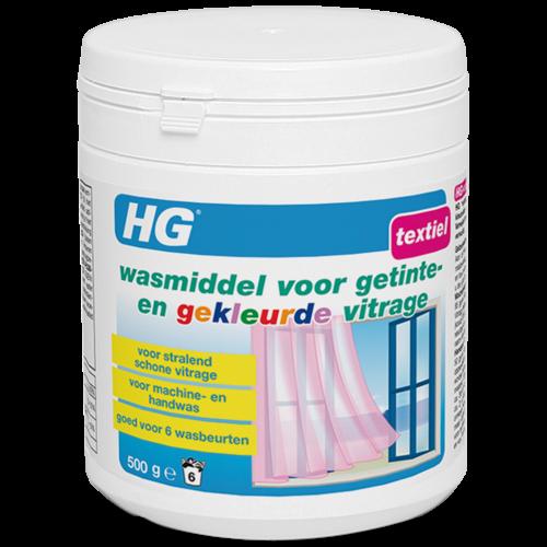 HG HG wasmiddel voor getinte- en gekleurde vitrage