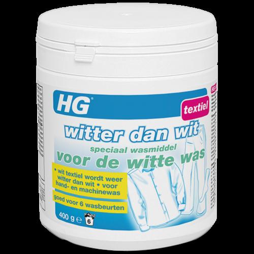 HG HG witter dan wit speciaal wasmiddel voor de witte was