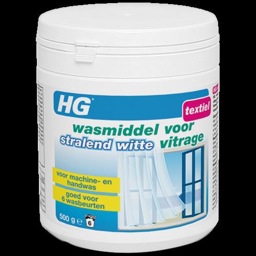 HG HG wasmiddel voor stralend witte vitrage