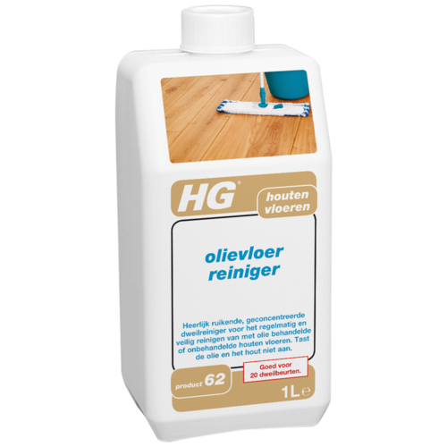 HG HG olievloer reiniger (product 62)