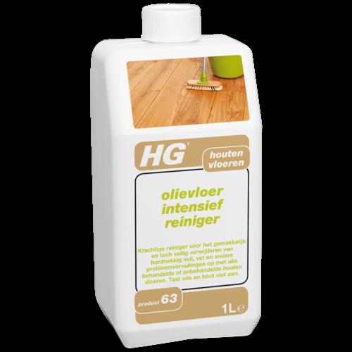 HG HG houten vloeren olievloer intensief reiniger (HG product 63)