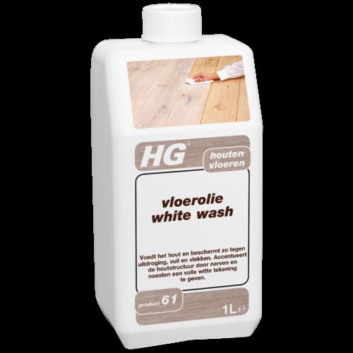 HG HG houten vloeren vloerolie white wash (HG product 61)