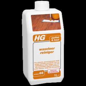 HG HG parket & hout wasvloer reiniger (HG product 66)
