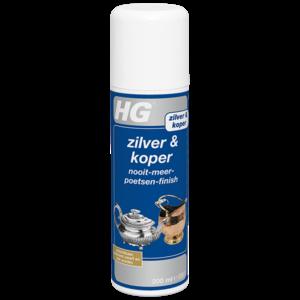 HG HG zilver & koper nooit-meer-poetsen-finish