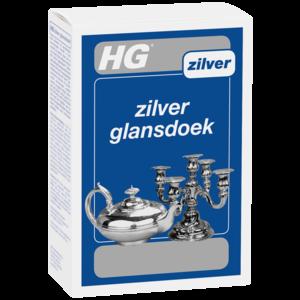 HG HG zilver glansdoek