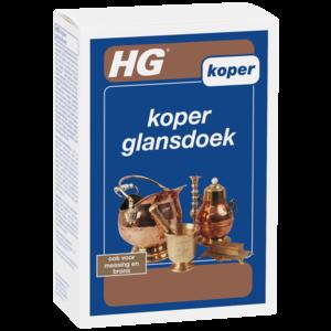 HG HG koper glansdoek