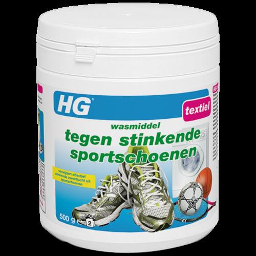 HG HG wasmiddel tegen stinkende sportschoenen