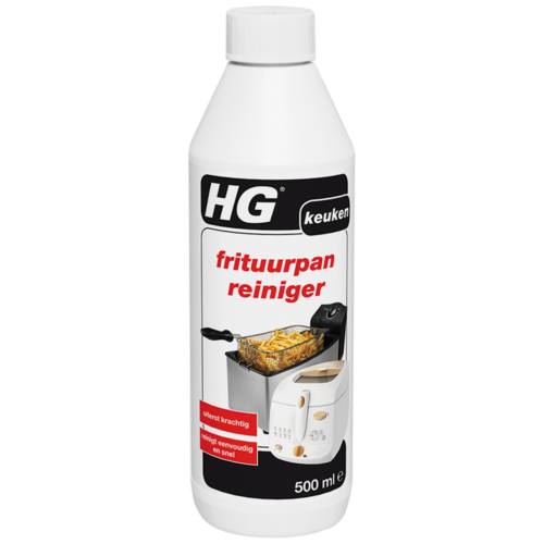 HG HG frituurpan reiniger