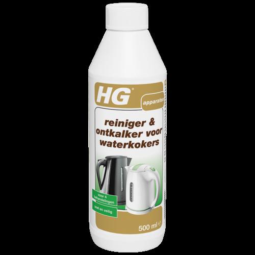 HG HG reiniger & ontkalker voor waterkokers