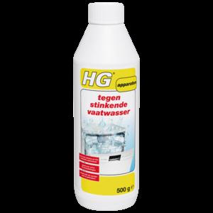 HG HG tegen stinkende vaatwasser