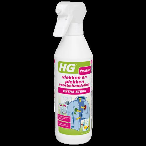 HG HG vlekken en plekken voorbehandeling spray extra sterk