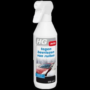 HG HG tegen bevriezen van ruiten
